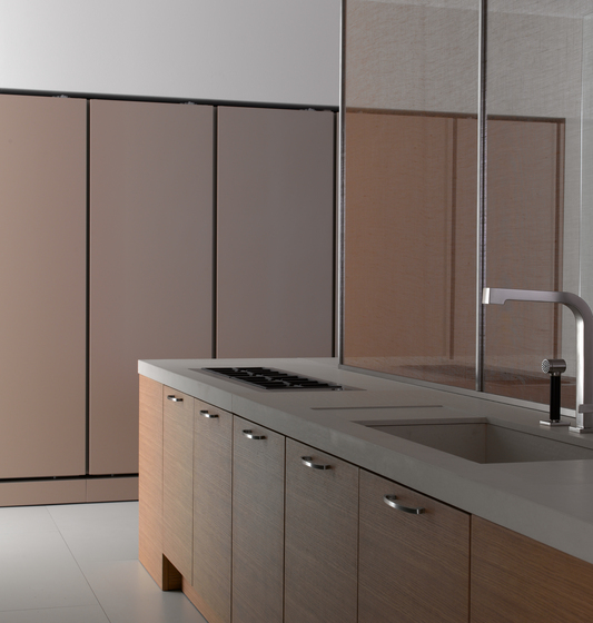 Lacquersystem | cucina 1 by ABC Cucine | Fitted kitchens