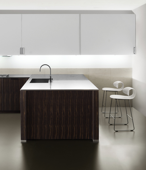 Lacquersystem | cucina 2 by ABC Cucine | Fitted kitchens