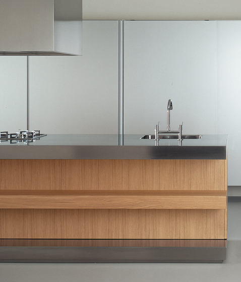 Oaksystem | cucina 3 by ABC Cucine | Fitted kitchens