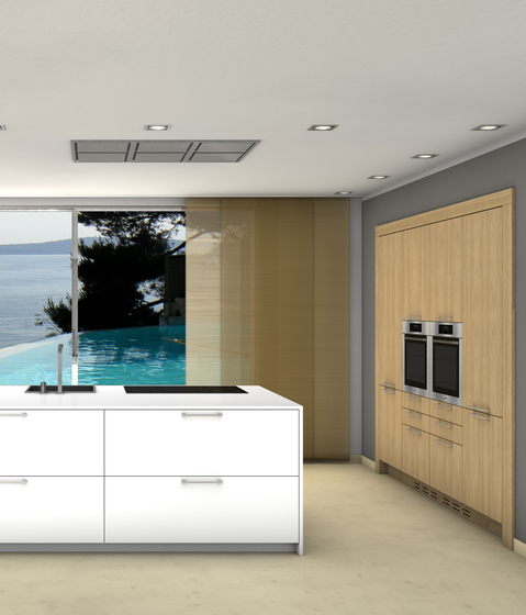 Oaksystem | cucina 4 by ABC Cucine | Fitted kitchens