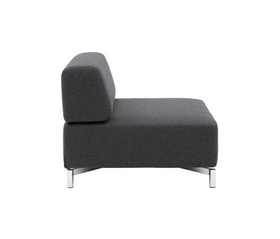 Planet elément de base de Softline A/S | Éléments de sièges modulables