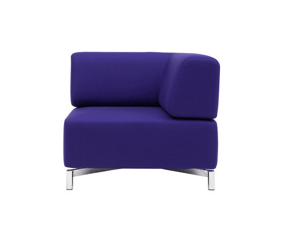 Planet corner by Softline A/S | Modular seating elements