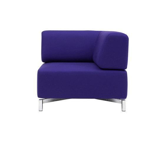 Planet corner de Softline A/S | Elementos asientos modulares