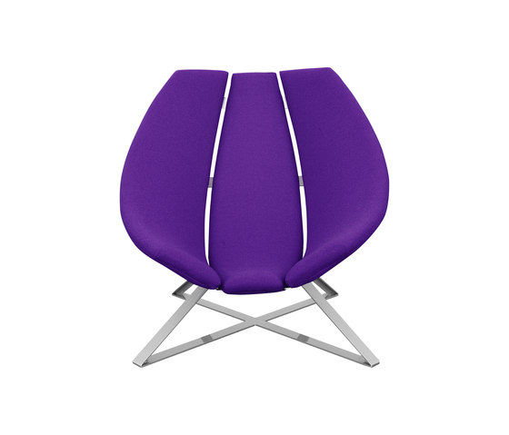 Radar by Softline A/S | Lounge chairs