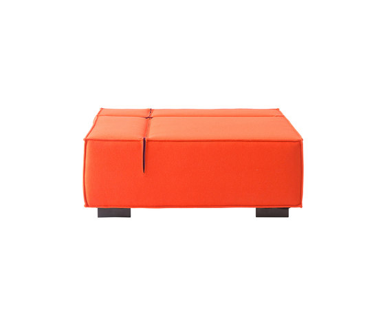 Universal table by Softline A/S | Modular seating elements