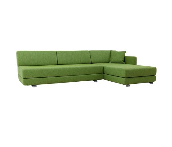 Lounge sofa by Softline A/S | Sofas