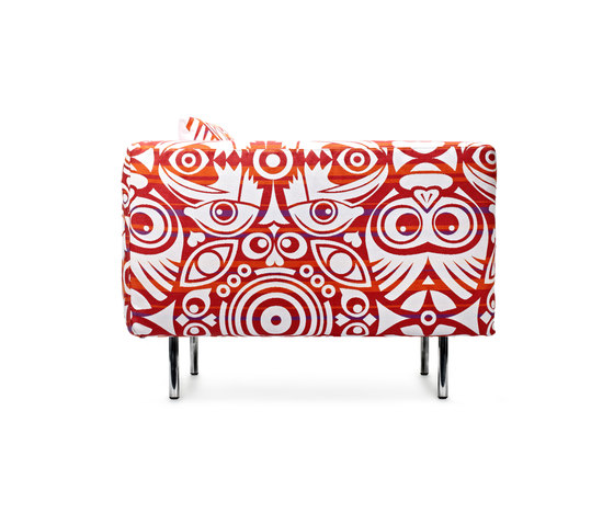boutique eyes of strangers Chair von moooi | Loungesessel