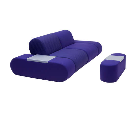 Heart by Softline A/S | Modular seating systems