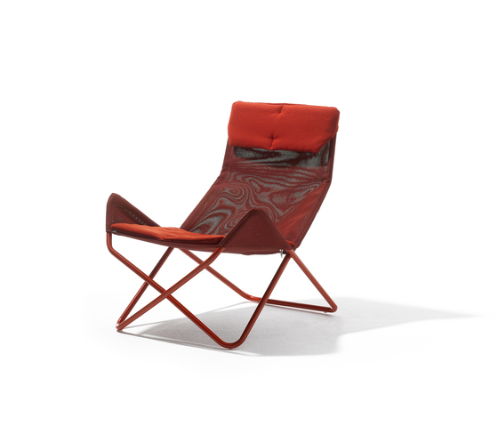 In-Out Mini Outdoor kid's chair by Lampert | Children's area
