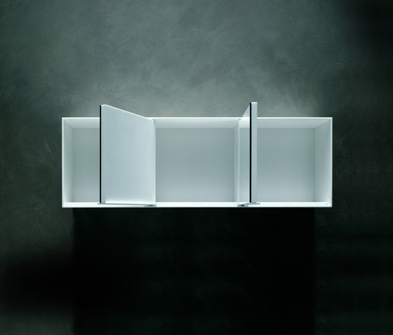 Othello by Boffi | Wall cabinets