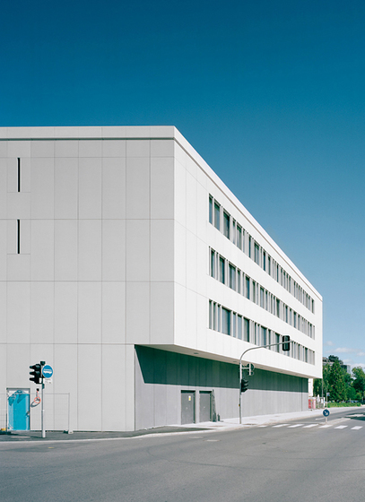 Justice de Paix Luxembourg by Rieder | Facade systems