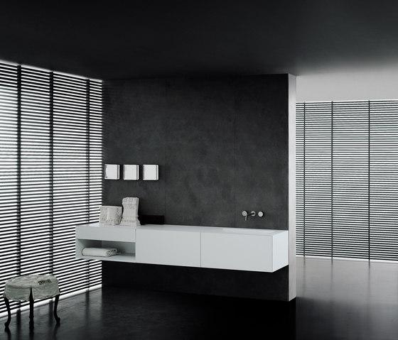 I Fiumi ST by Boffi | Vanity units