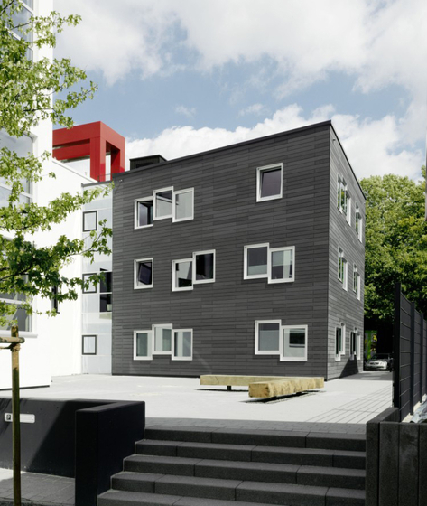 Office Building Giessen by Rieder | Facade systems