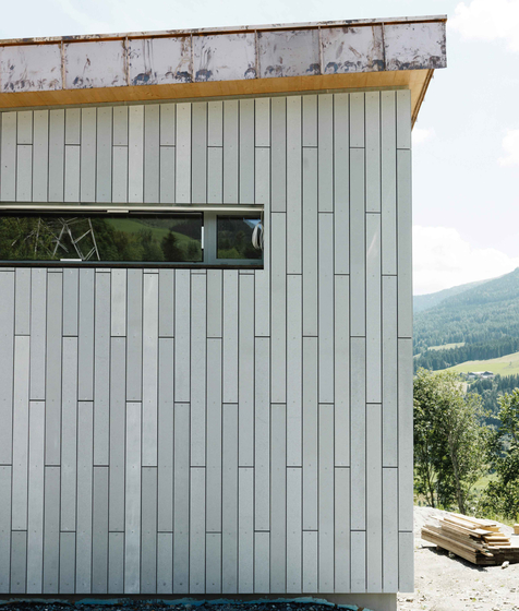 öko skin | Family Home in St. Georgen by Rieder | Facade systems