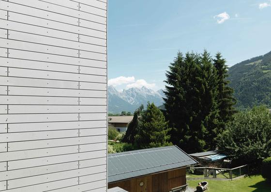 Villa Anders Austria by Rieder | Facade systems