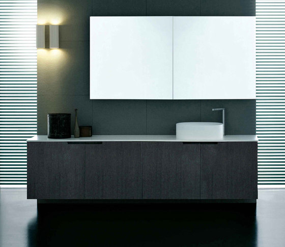 Duemilaotto by Boffi | Vanity units