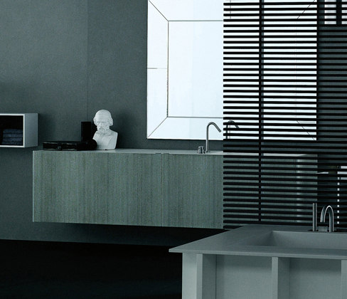 Zone by Boffi | Vanity units