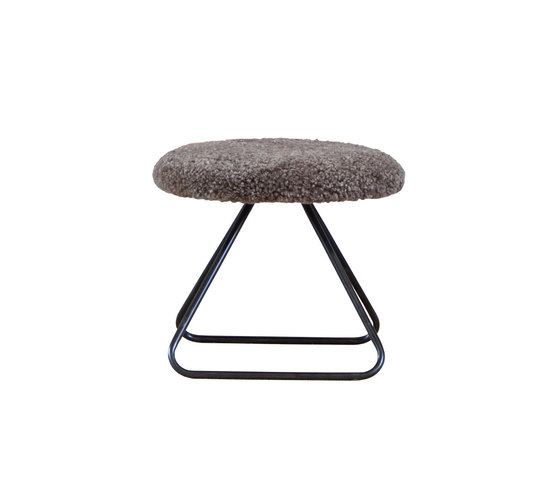 Dennie Footstool by onecollection | Poufs