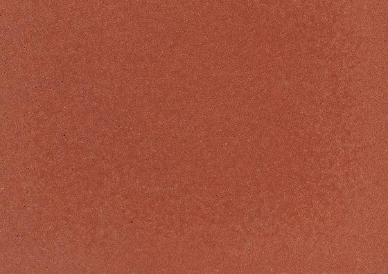 öko skin MA matt terracotta by Rieder | Concrete panels