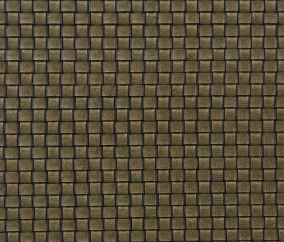 Basketweave 768 | brown 246 di Naturtex | Tessuti per pareti