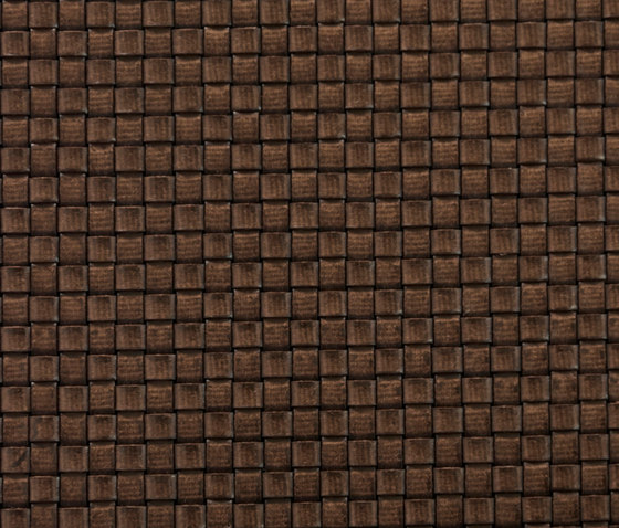 Basketweave 768 | marrón 593 by Naturtex | Wall fabrics