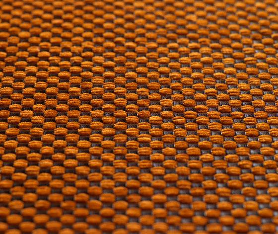 Chenille A-1037 | naranja von Naturtex | Wandtextilien
