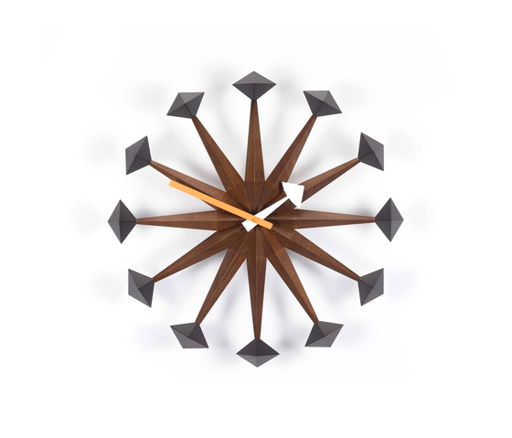 Polygon Clock by Vitra | Clocks