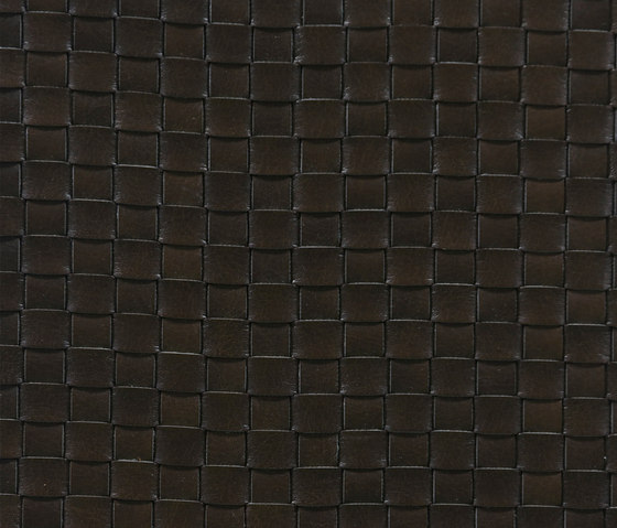 Basketweave A-1332 | brown de Naturtex | Cuero artificial