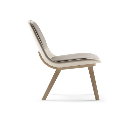 Kuskoa Lounge Chair de Alki | Fauteuils d'attente