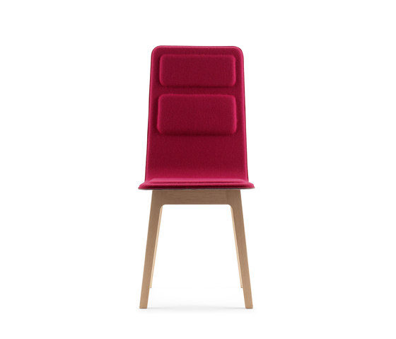 Laia Chair high back de Alki | Sillas para restaurantes
