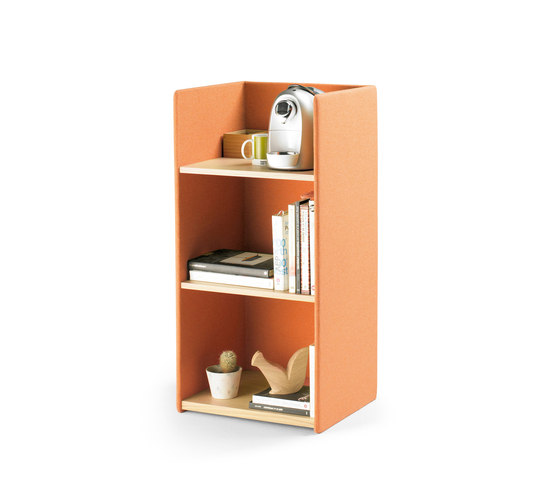 Landa Shelf Unit by Alki | Shelving