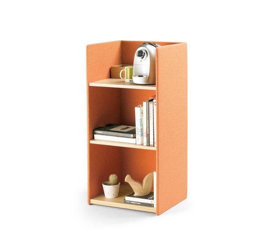 Landa Shelf Unit by Alki | Shelves