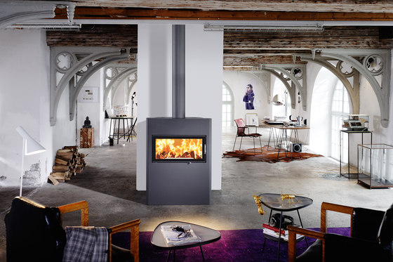Jess Xtra by Austroflamm | Wood burning stoves