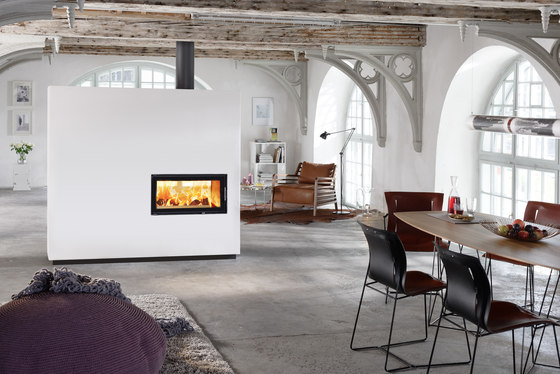 Miu by Austroflamm | Wood burning stoves