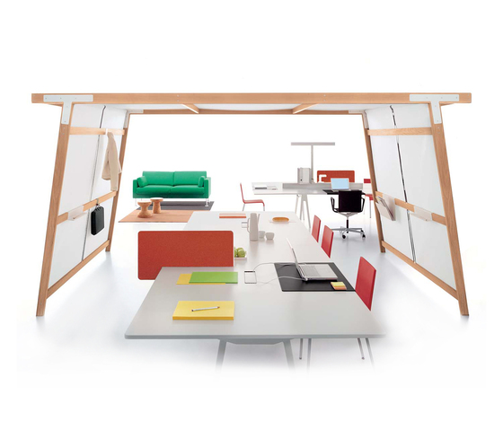 Joyn Environment by Vitra | Space dividers