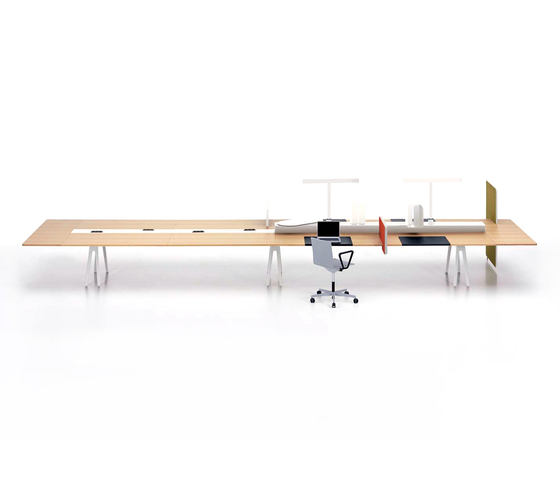 Joyn Conference by Vitra | Conference table systems