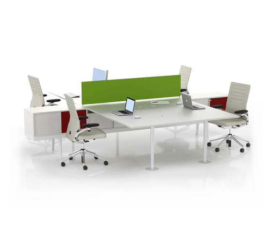Level 34 by Vitra | Desking systems