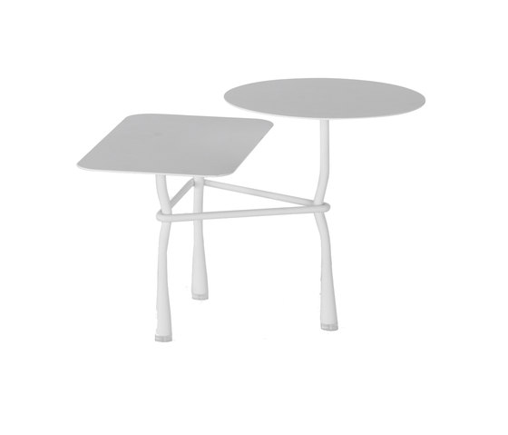 Tiers by viccarbe | Lounge tables