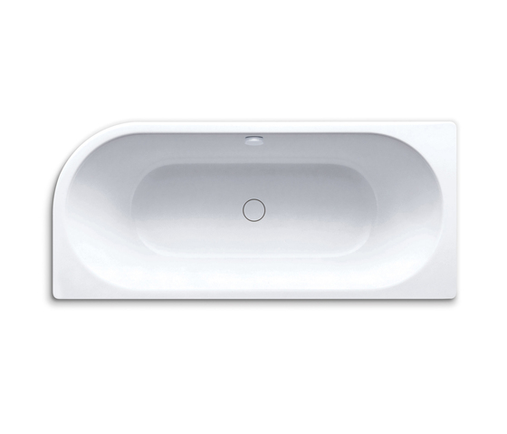 Centro Duo 1 right Bathtub de Kaldewei | Bañeras empotradas
