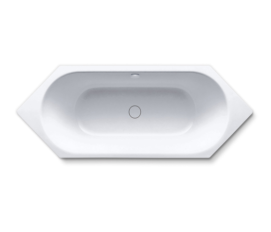 Centro Duo 6 Bathtub by Kaldewei | Built-in bathtubs
