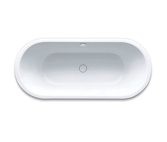 Centro Duo Oval Bathtub de Kaldewei | Baignoires encastrées
