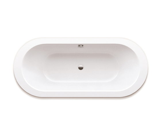 classic duo oval wide built in bathtubs from kaldewei architonic. Black Bedroom Furniture Sets. Home Design Ideas