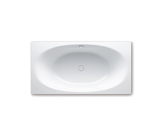Ellipso Duo by Kaldewei | Built-in bathtubs