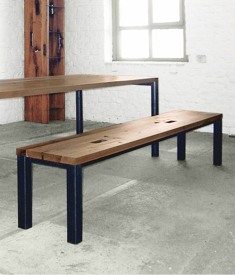 Basil B bench by Redwitz | Tables and benches