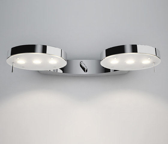 3 LED by Milán Iluminación | Wall lights