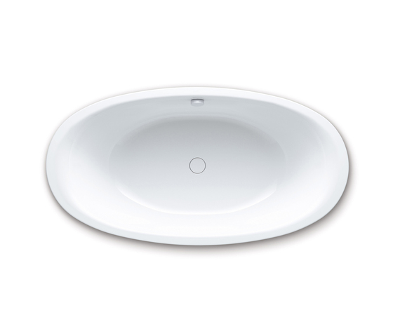 Ellipso Duo Oval by Kaldewei | Built-in baths