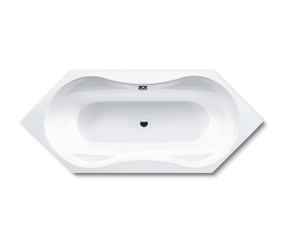 Mega Duo 6 by Kaldewei | Built-in bathtubs