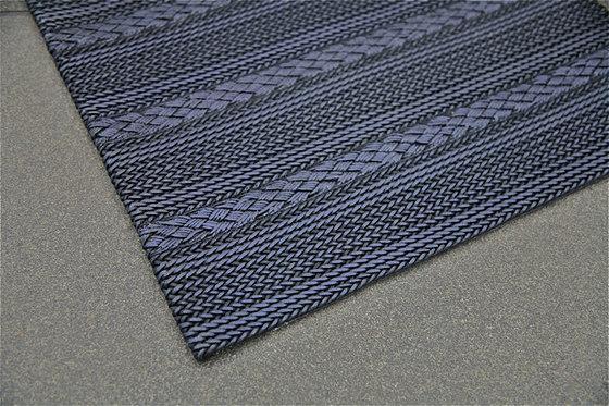Line | azul de Naturtex | Alfombras / Alfombras de diseño