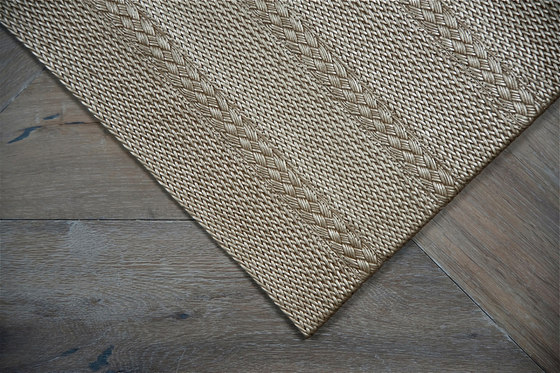 Line | glow clay pearl by Naturtex | Rugs