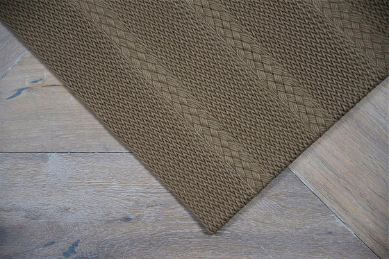 Line | matt taupe de Naturtex | Alfombras / Alfombras de diseño